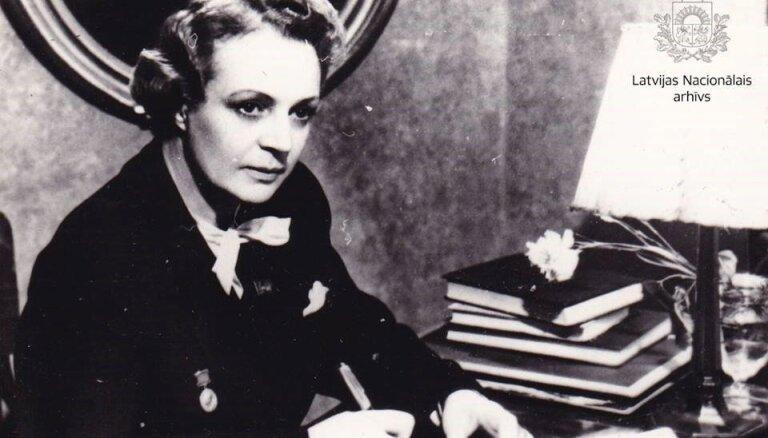 Arhīva foto: Izcilajai aktrisei Lilitai Bērziņai – 115