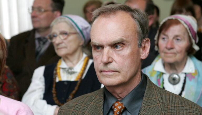 """Легендарный латышский журналист: мое имя есть в """"мешках ЧК"""", но завербовали лишь с третьего раза"""