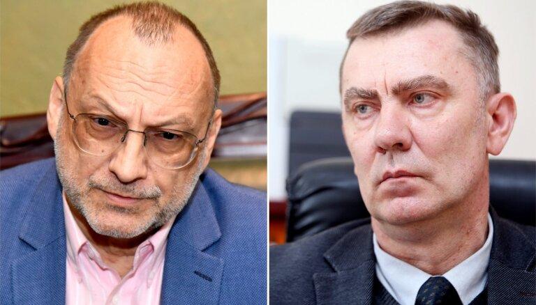 Дело СГБ о возможном взяточничестве Спаранса: посредниками названы Пантелеев и Инкенс