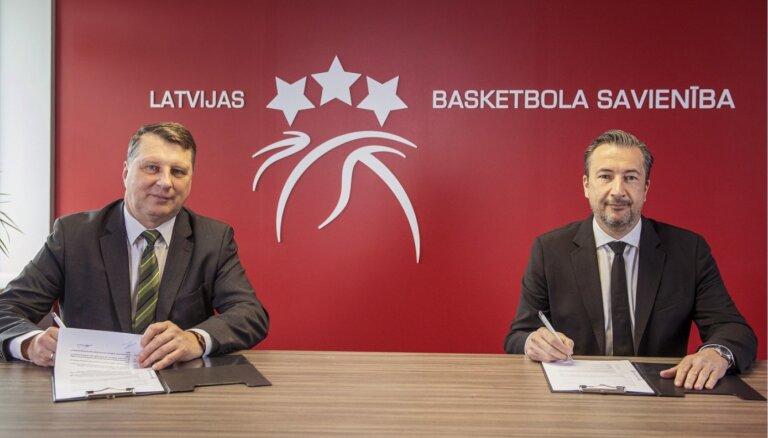 Banki oficiāli kļuvis par Latvijas vīriešu basketbola izlases galveno treneri