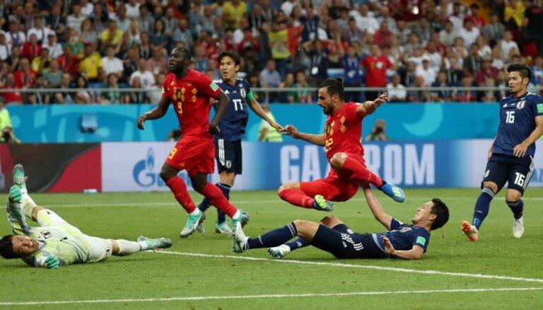 Бельгия отыгралась против Японии с 0:2 — такого камбэка в плей-офф ЧМ не было 48 лет
