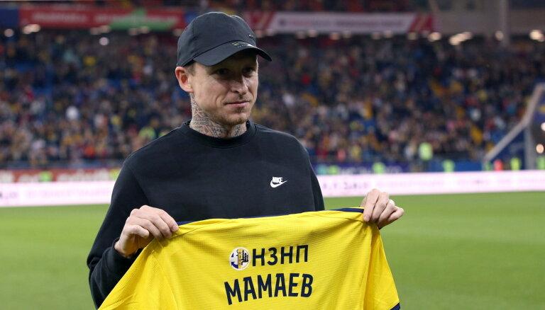 Мамаев нашел новый клуб и подписал первый контракт после выхода из колонии