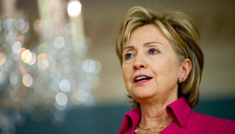 Клинтон: ливийский сценарий в Сирии не повторится