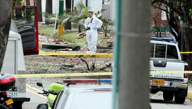 В Боготе в теракте около полицейской академии погибли более 20 человек