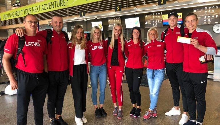 Latvijai Eiropas daudzcīņnieku rangā 14. vieta