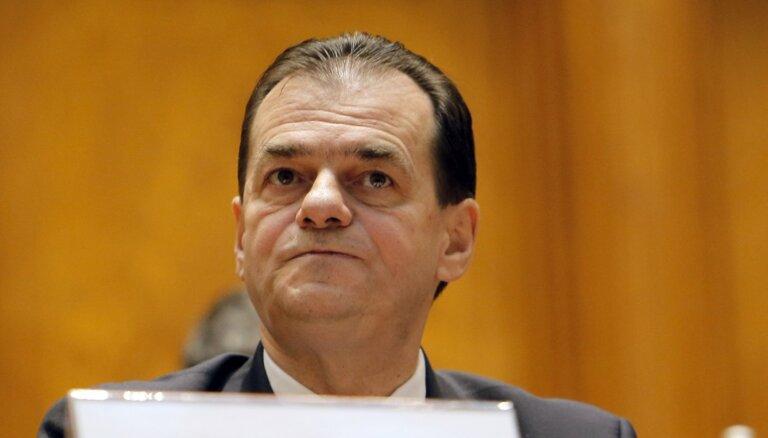 Rumānijas valdība neiztur uzticības balsojumu