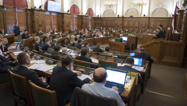 """Партии правящей коалиции не видят необходимости в предложенном """"Новым Единством"""" меморандуме"""