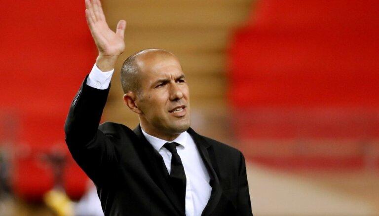 Žardims trīs mēnešus pēc atlaišanas oficiāli atgriežas 'Monaco' galvenā trenera amatā