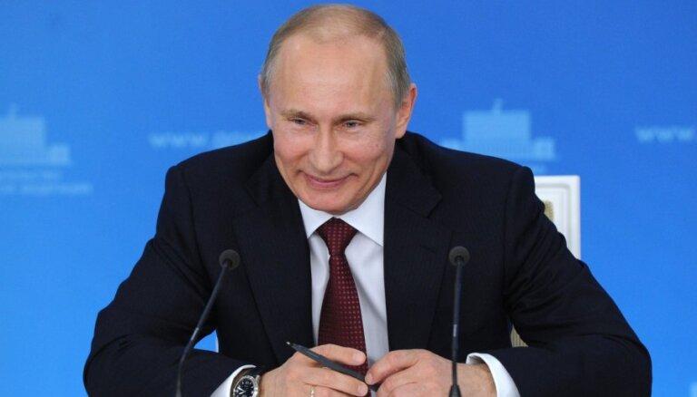 Путин: у россиян всегда есть выбор, главное — доверие
