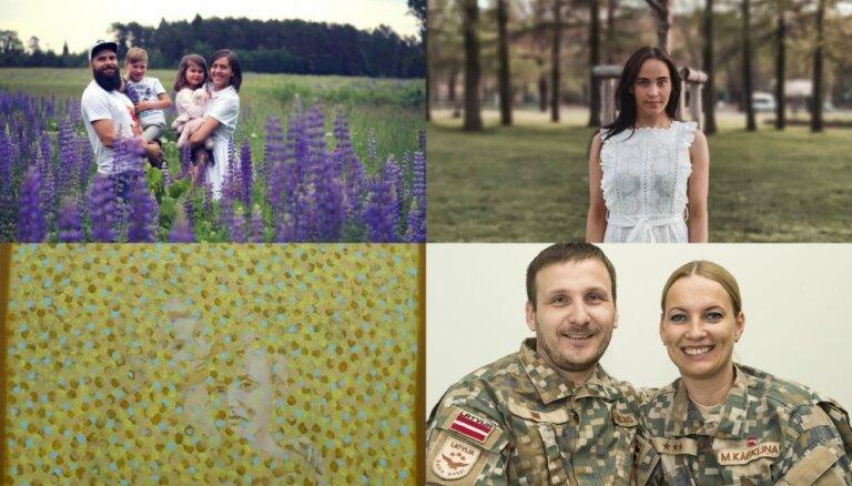 Laimes ienākšana ģimenē – deviņi cerību pilni stāsti par adopciju