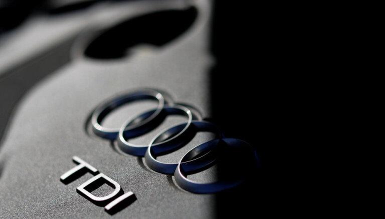 'Audi' Vācijā 'dīzeļgeitas' lietā maksās 800 miljonu eiro naudassodu