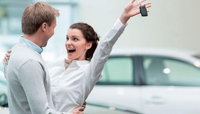 Finance43: Vērojamas pieaugošas tendences iegādāties auto
