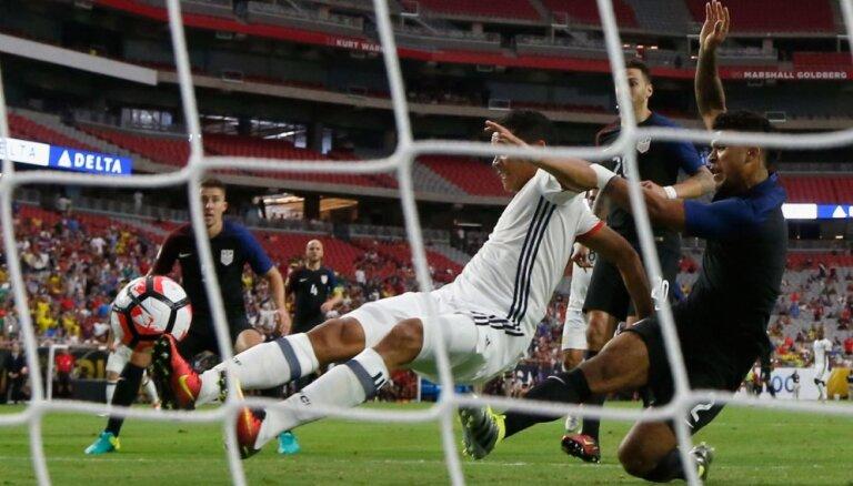ВИДЕО: Мяч Бакки принес Колумбии бронзу Кубка Америки