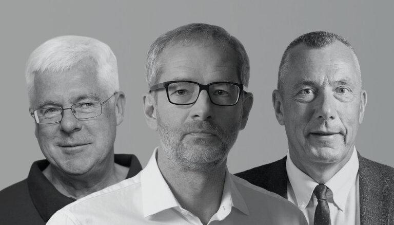 Delfi TV с Янисом Домбурсом: на вопросы ответят руководители Олимпийского комитета