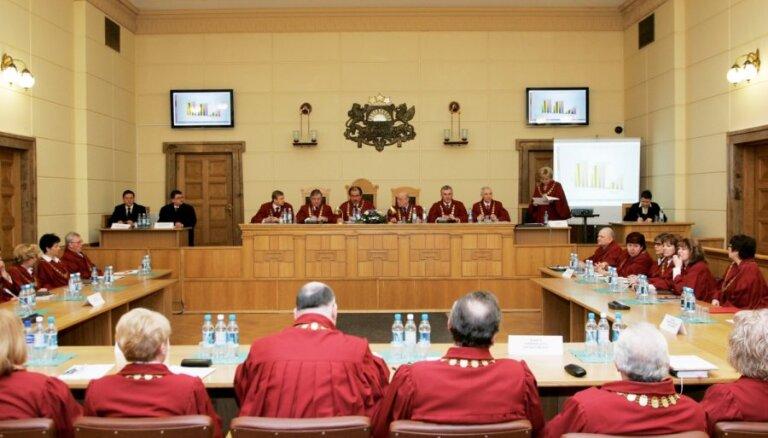 Deputāti konceptuāli atbalsta likumprojektu, kas paredz paātrināt kasācijas procesu