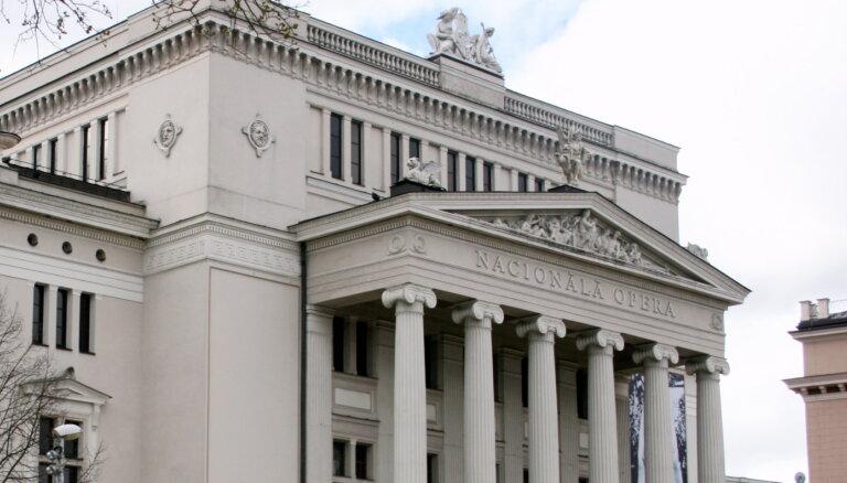 'Latvijas Nacionālā opera un balets' pagājušajā gadā saņēmusi 9,76 miljonu eiro publisko finansējumu