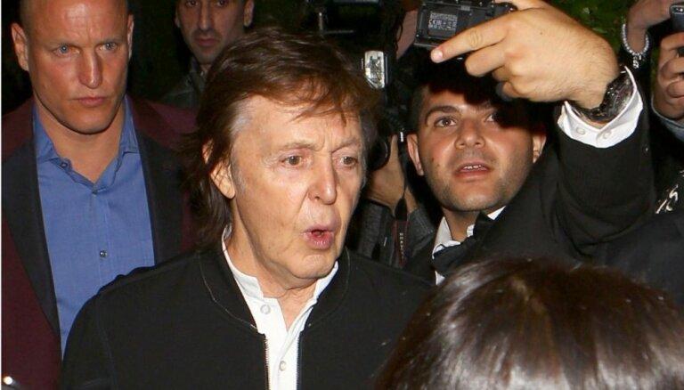 СМИ узнали об участии Пола Маккартни в новогодней вечеринке Абрамовича (ВИДЕО)