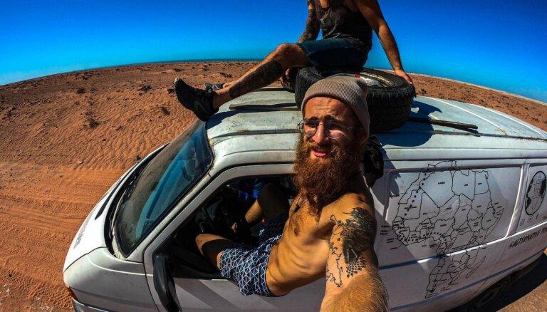Зарабатывать путешествиями на путешествия – история охотника за приключениями Нила Алексиса