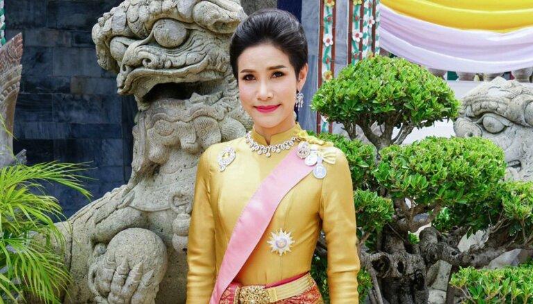 Лишенная титулов и званий. Что случилось с возлюбленной короля Таиланда