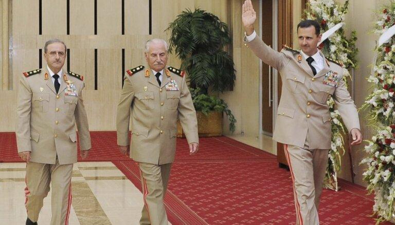 США: падение в Сирии режима Асада неизбежно