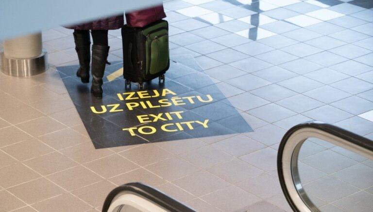 Lidostas bagāžas paliktņos slēpjas kaitīgi vīrusi, secina pētnieki