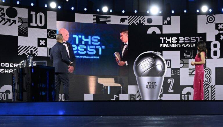 Названы лучший футболист, футболистка и тренер 2020 года