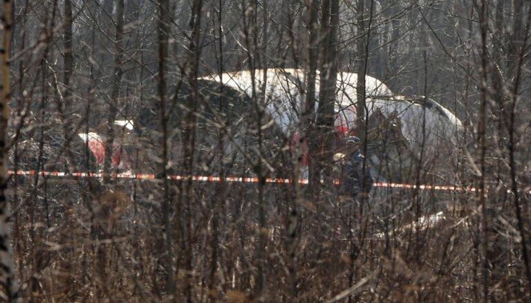 ПАСЕ: Кремль что-то скрывает о крушении Ту-154 Качиньского под Смоленском