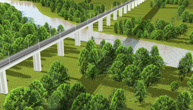 Еврокомиссия выделила на развитие Rail Baltica 202 млн евро