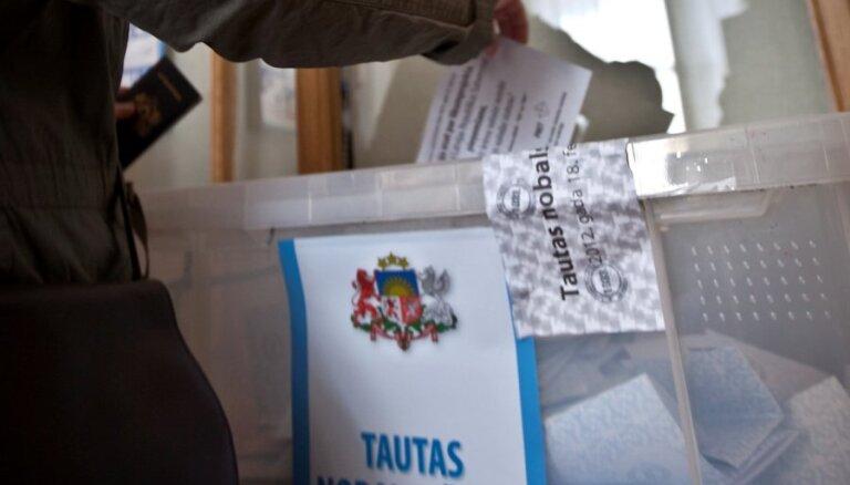 KPV LV: количество подписей для референдумов надо сократить до 50 000