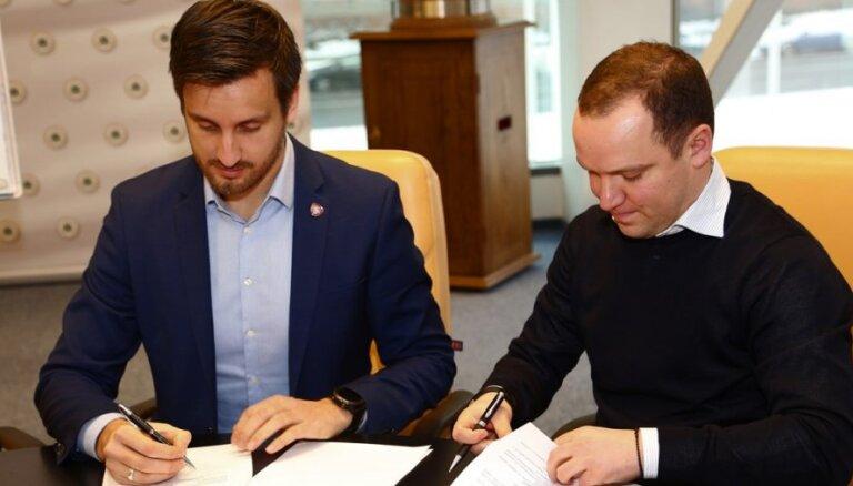 LFF un LTFA paraksta 'minimālo līgumu' telpu futbola strīdā