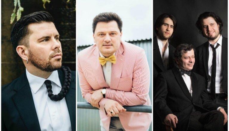 'Jūrmalas festivālā' uzstāsies Antoņenko, Busulis, Osokini un citi atzīti mākslinieki