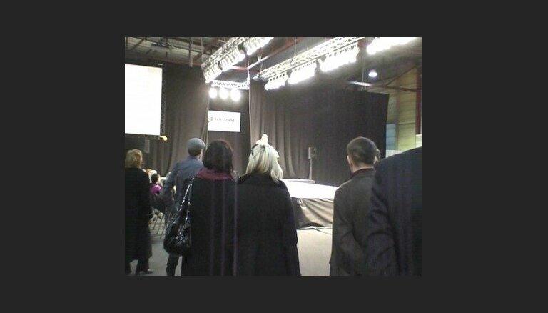 Intertextil Balticum 2009 - modes industrija Ķīpsalā