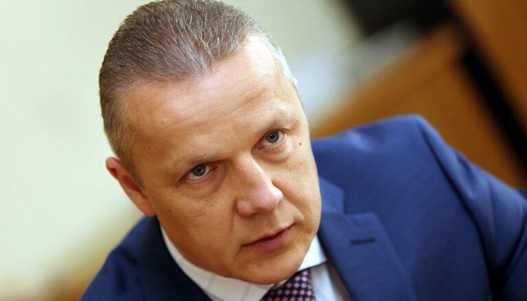 'Augstsprieguma tīkla' padomē iecelts Valsts kases pārvaldnieks Āboliņš