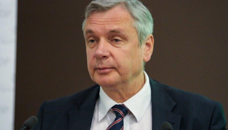 Шадурскис может занять место Пабрикса в Европарламенте