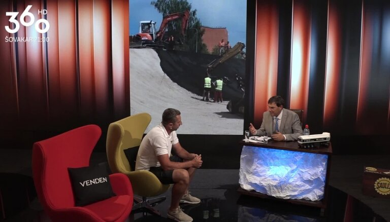Lakučs: jaunās BMX trases būvniecībā Valmierā iesaistīti arī Tokijas olimpisko spēļu trases veidotāji