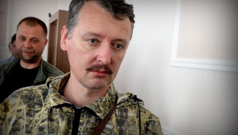 Girkins: Slovjanskā notika nošaušanas pēc 'Staļina likumiem'