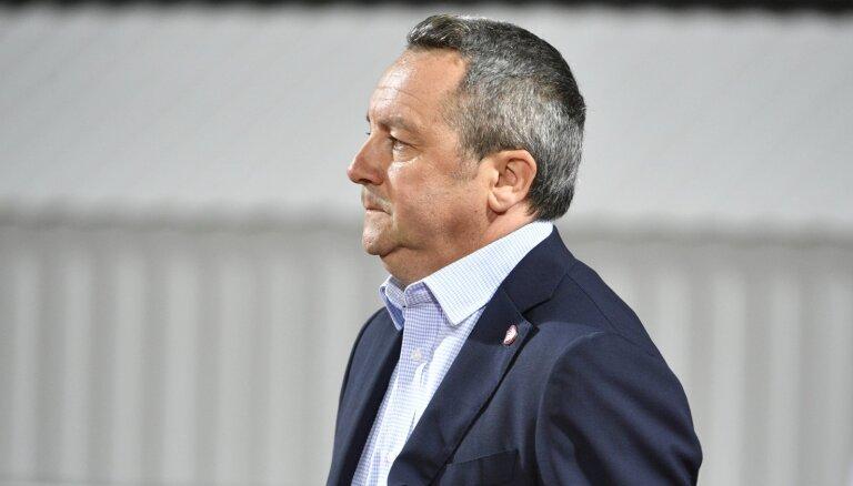 Stojanovičs: Latvijas izlases izredzes atkarīgas no mums pašiem un pretiniekiem