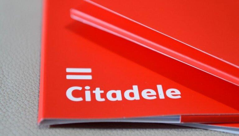 'Citadeles' motivācijas plāns – vadībai piešķirtas akciju opcijas 3 miljonu eiro vērtībā
