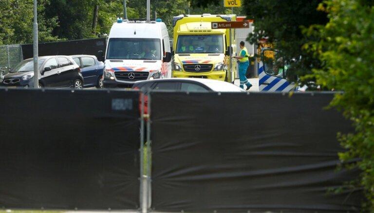 Incidents festivālā Nīderlandē nav saistāms ar terorismu, uzsver prokuratūra