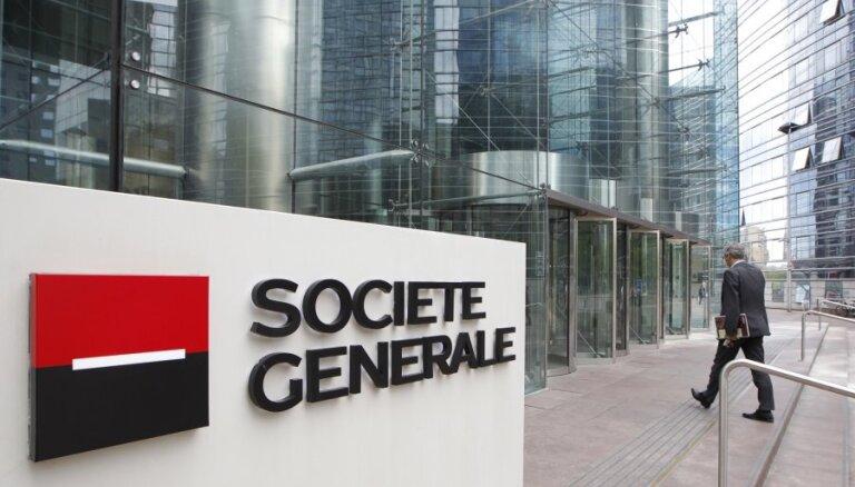 Банк Societe Generale заплатит в США штраф более 1,3 миллиарда долларов