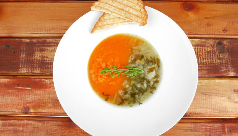 Gavēņa laika ēdienkarte: Septiņas gardas un spēcinošas zupas