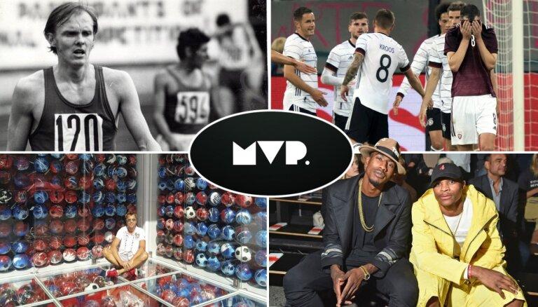 'MVP': NBA papagaiļi, 'bruņinieka' rekords un Latvijas futbola neizmantotais ierocis