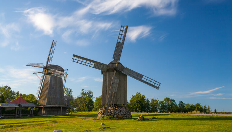 Остров Сааремаа ищет возможности установить паромное сообщение с Латвией