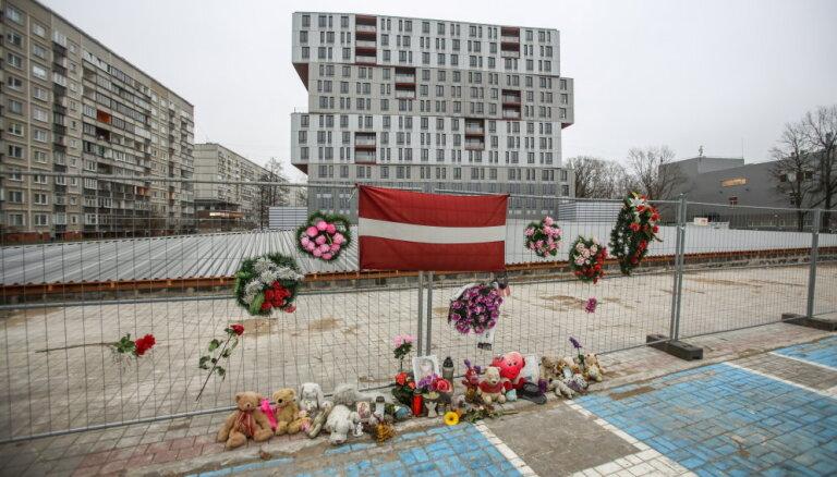 """На месте Золитудской трагедии останется жилой дом, общество """"Золитуде. 21.11"""" против"""