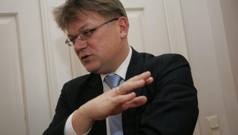 Штокенбергс призывает не ходить на референдум