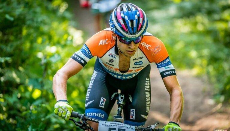 Latvijas čempionātā MTB olimpiskajā krosā dalību apstiprinājuši vadošie riteņbraucēji