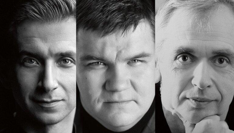 Baltijas simfoniskajā festivālā uz vienas skatuves uzstāsies trīs orķestri