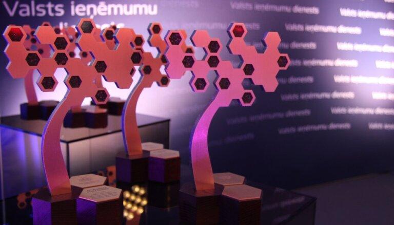 VID наградил крупнейших латвийских налогоплательщиков
