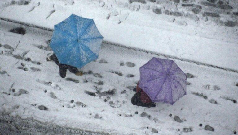 Синоптики обещают ужасную погоду в новогоднюю ночь