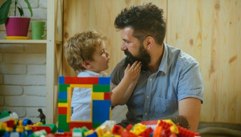 Bērni – vecāki: emocionālo attiecību miniatūrā ābecīte